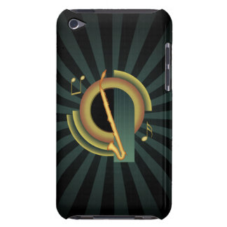 Alto Clarinet Deco Barely There iPod Covers