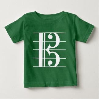 Alto Clef Baby T-Shirt