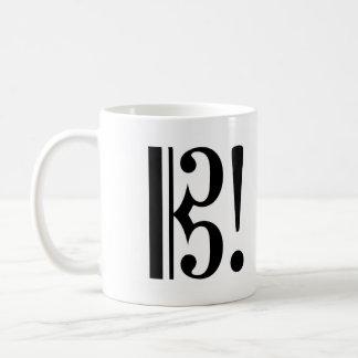 Alto Clef Mug