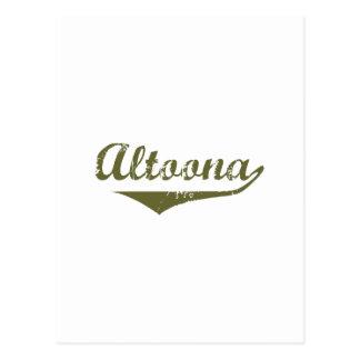 Altoona Revolution tee shirts Postcards