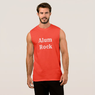 Alum Rock--Alum Rock neighborhood in San Jose Sleeveless Shirt