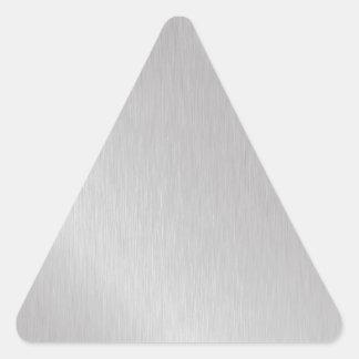 aluminium #2 triangle sticker