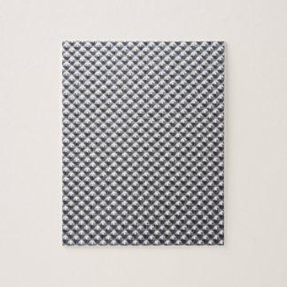 aluminium jigsaw puzzle