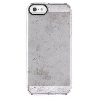 Aluminium Scratched iPhone 5/5s/6 Deflector Case
