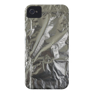 Aluminum foil iPhone 4 cover