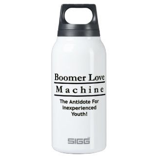 Aluminum for Baby Boomer Men 0.3 Litre Insulated SIGG Thermos Water Bottle
