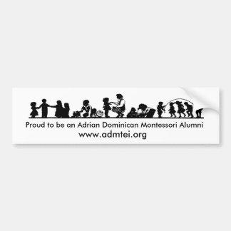 Alumni Bumper Sticker