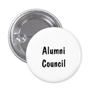 Alumni Council Pinback Button