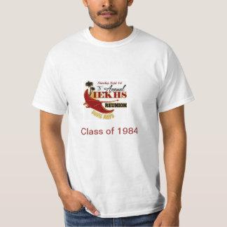 Alumni Reunion 2013 Class of 1984 T Shirt