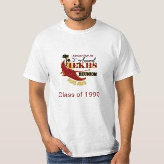 Alumni Reunion 2013 Class of 1990 Tee Shirts
