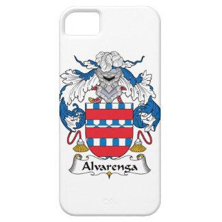 Alvarenga Family Crest iPhone 5 Case