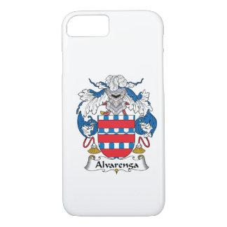 Alvarenga Family Crest iPhone 7 Case