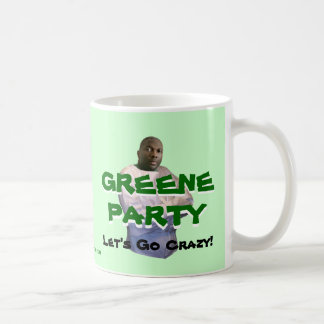 Alvin Greene: Let's Go Crazy! Coffee Mug