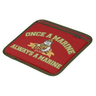 Always A Marine iPad Sleeve