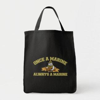 Always A Marine Bags
