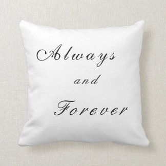 Always and Forever- Vampire Diaries Cushion