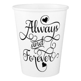 Always and Forever, Wedding or Valentine's Day