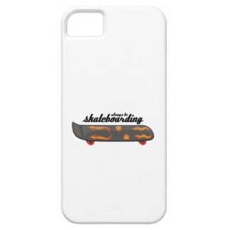 Always Be Skateboarding iPhone 5 Covers
