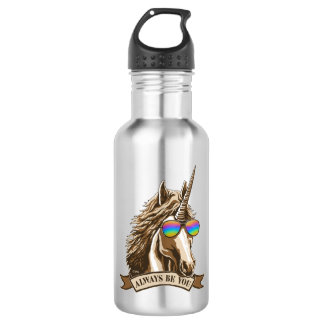 Always be you 532 ml water bottle