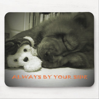 Always By Your Side Mouse Pad