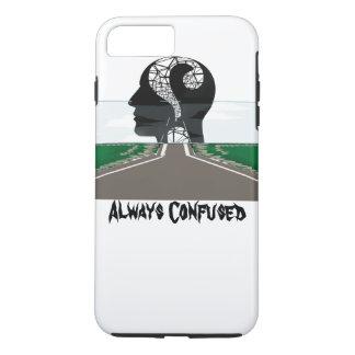 Always Confused iPhone 7 Plus Case