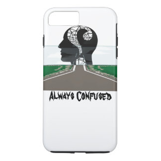 Always Confused iPhone 8 Plus/7 Plus Case