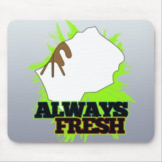 Always Fresh Lesotho Mouse Pad