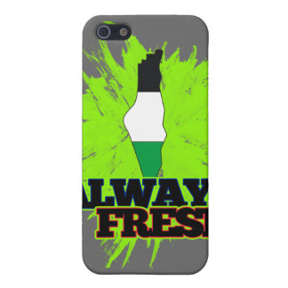 Always Fresh Palestine Case For iPhone 5/5S