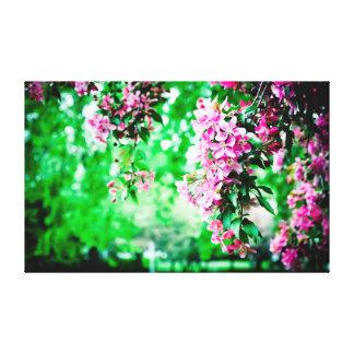 Always Fresh Spring Flowers Canvas Print