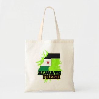 Always Fresh Western Sahara Canvas Bags