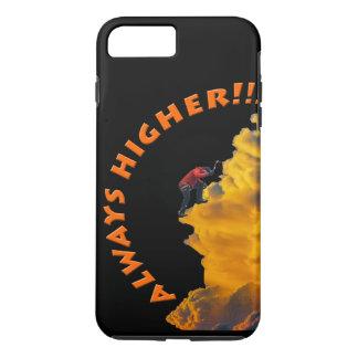 Always Higher Inspirational Design iPhone 7 Plus Case