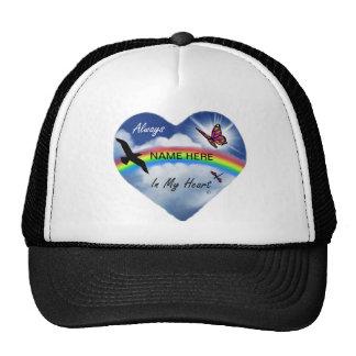 Always In My Heart Trucker Hats
