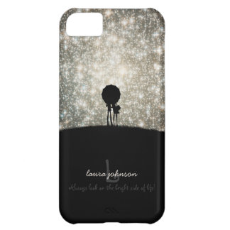 Always look on the bright side of life! iPhone 5C case