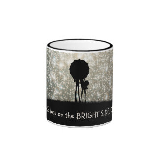 Always look on the bright side of life! ringer mug