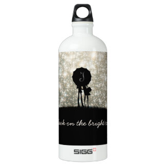 Always look on the bright side of life! SIGG traveller 1.0L water bottle