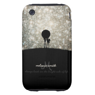 Always look on the bright side of life! tough iPhone 3 covers