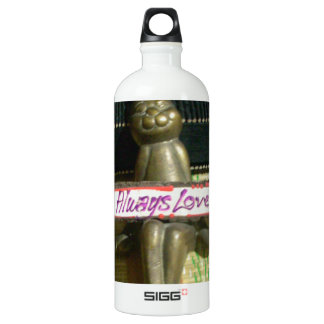 Always Love Hakuna Matata Cute Rabbit style.png SIGG Traveller 1.0L Water Bottle