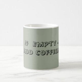 always need coffee coffee mug