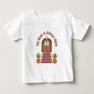 Always Open Baby T-Shirt
