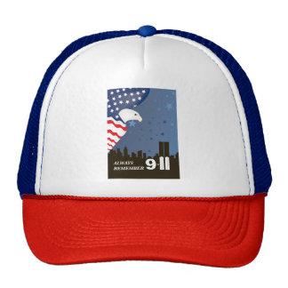 Always Remember 9-11 Cap