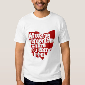 Always remember t shirts