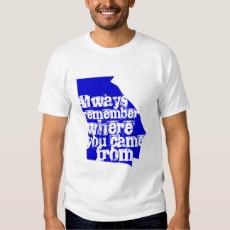 Always remember tee shirts