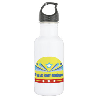 Always Remembered 532 Ml Water Bottle