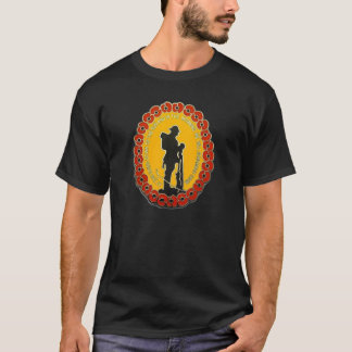 Always Remembered Remembrance Day T-Shirts