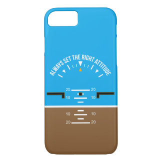 Always set the right ATTITUDE iPhone 8/7 Case