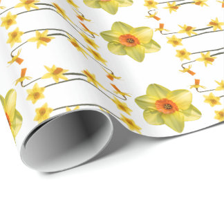 Always Spring Wrapping Paper