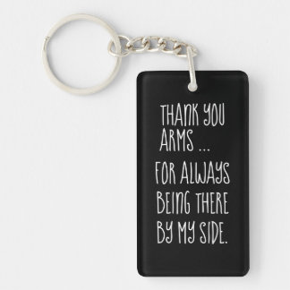 Always There Key Ring