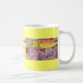 always tight lines coffee mug