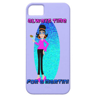 Always Time for a Martini iPhone 5 Case