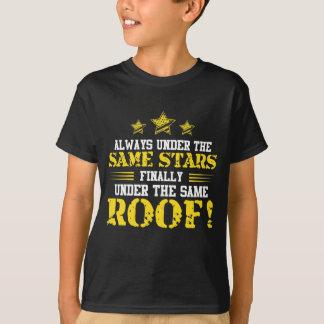 Always Under The Same Stars Finally Under The Same T-Shirt